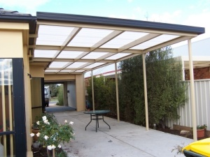 polycarbonate-roof
