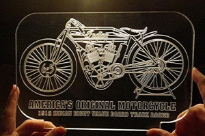 Cnc Engraved Acrylic Motorcycle Plastic How To Tips