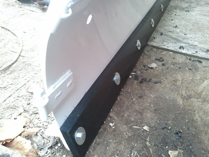 Uhmw Snow Plow Blades Plastic How To Tips Amp Projects